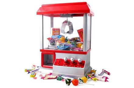 "Máquina de caramelos ""Candy Arcade"""