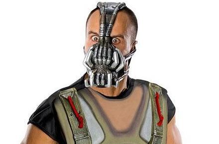 Máscara de Bane, The Dark Knight Rises