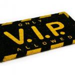 Felpudo Only VIP