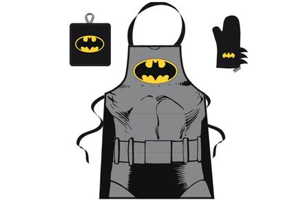 Set de cocina de Batman