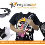 Primer sorteo del año del #FrikiDeLaSemana patrocinado por Regalos007