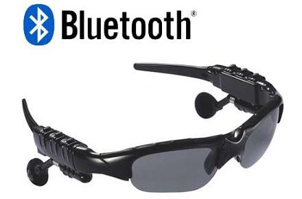 Gafas de sol mp3 con bluetooth