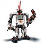Kit para construir tu propio robot Lego Mindstorm EV3