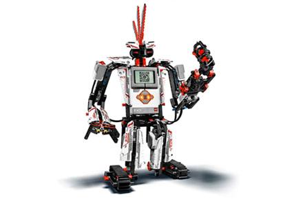 Kit para construir y programar un auténtico robot, Lego Mindstorm EV3