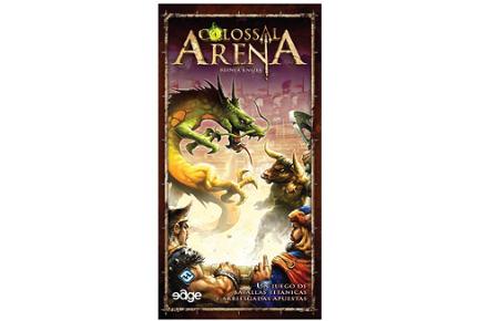 Juego de mesa de Colossal Arena