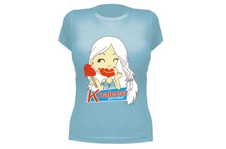 Camiseta Khaleesi para todos
