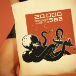 Bolso 20.000 leguas de viaje submarino