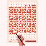 Calendario vida amorosa