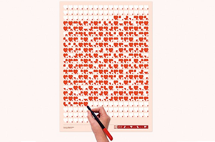 Calendario de tu vida amorosa