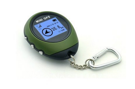 Mini GPS portable
