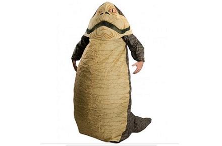 Disfraces Frikis Carnavales 2014: Disfraz de Jabba el Hutt