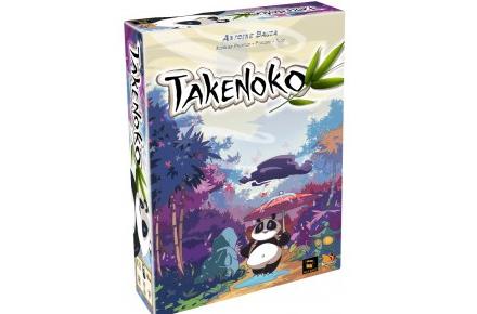 Juego de mesa Takenoko