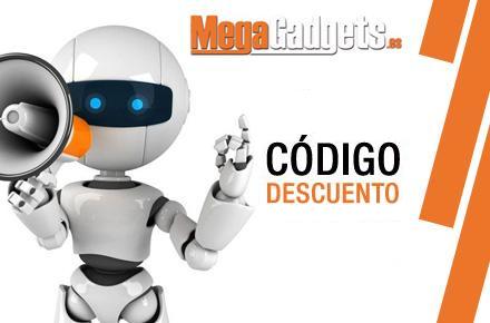 Código promocional en MegaGadgets con un 15% de descuento para el Día del Padre