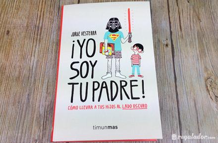 """Libro """"Como llevar al Lado Oscuro a nuestros hijos"""""""