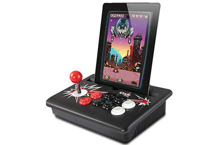 Mando arcade para iPad