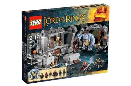 Minas de Moria de LEGO