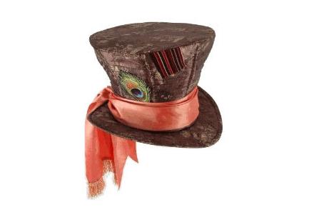 Sombrero del Sombrerero Loco de Alicia en el País de las Maravillas