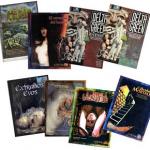 Libros de rol de Cthulhu