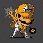 Camiseta Mario Mercury