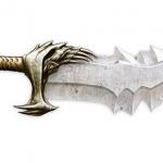 Espada de Kratos, God of War