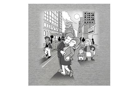 Camiseta Last Kiss