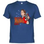 Camiseta Marty McFly