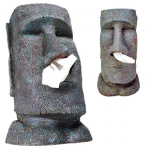 Moai dispensador de pañuelos