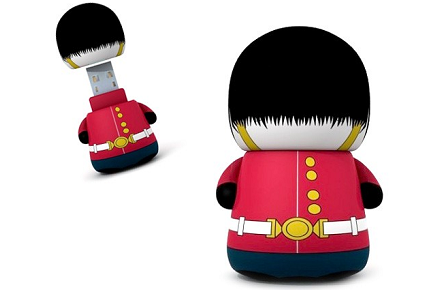 Memoria USB English Guard