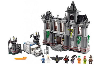 Caos en Arkham de LEGO
