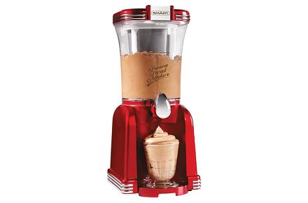 Máquina de helados retro