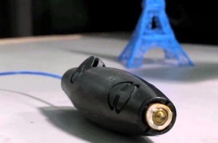 3D Doodler, el bolígrafo para dibujar en 3D