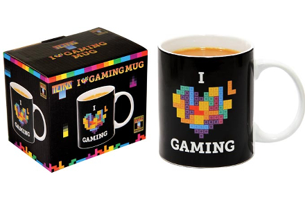 "Taza ""I love Gaming"""