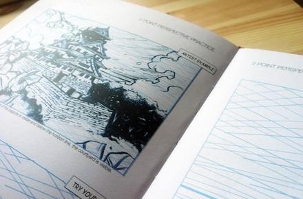 """Libro """"I draw cómics"""""""