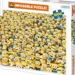 Puzzle imposible de Gru mi Villano Favorito