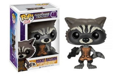 Cabezón Funko POP Rocket Racoon