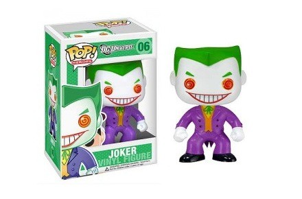Cabezón Funko POP Joker
