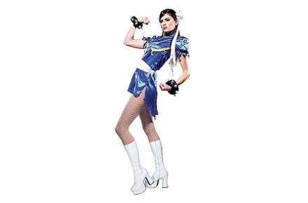 Disfraz Chun-Li Street Fighter