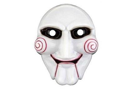 Máscara Jigsaw