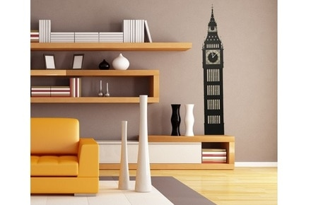 Reloj de pared Big Ben