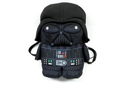 Mochila de peluche Darth Vader
