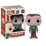 Cabezón Funko POP Shedon de Big Bang Theory