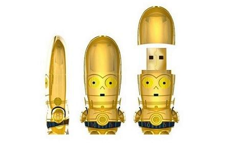 Pendrive Mimobot C-3PO