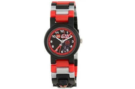 Reloj LEGO Darth Maul Star Wars