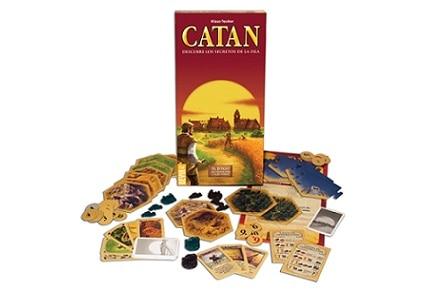 Los Colonos de Catan, expansión para 5-6 jugadores