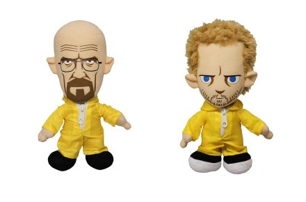 Peluches de Breaking Bad