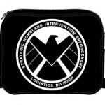 Bandolera logo S.H.I.E.L.D