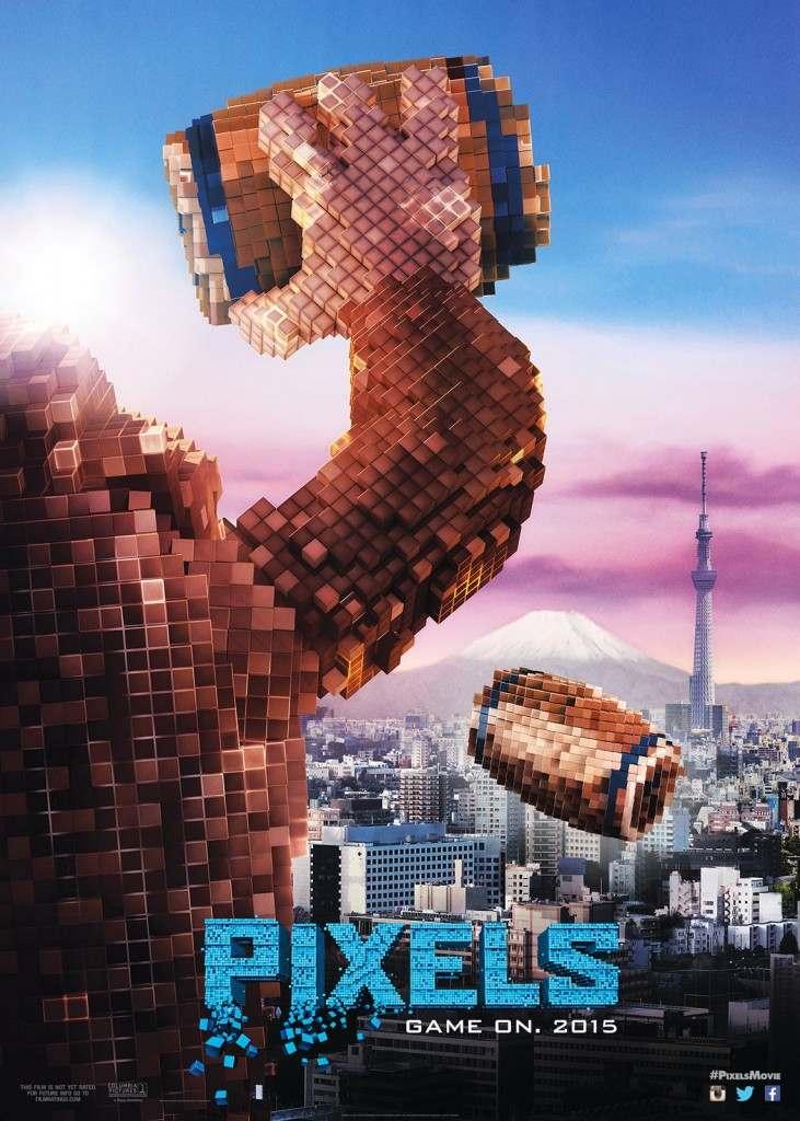 Regalos Frikis Pixels-Donkey-Kong