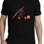 Camiseta Big Hero Sith