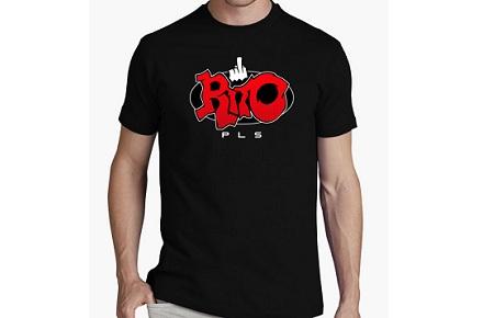 Camiseta RITO PLS