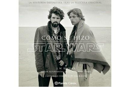 """Libro """"Cómo se hizo Star Wars"""""""